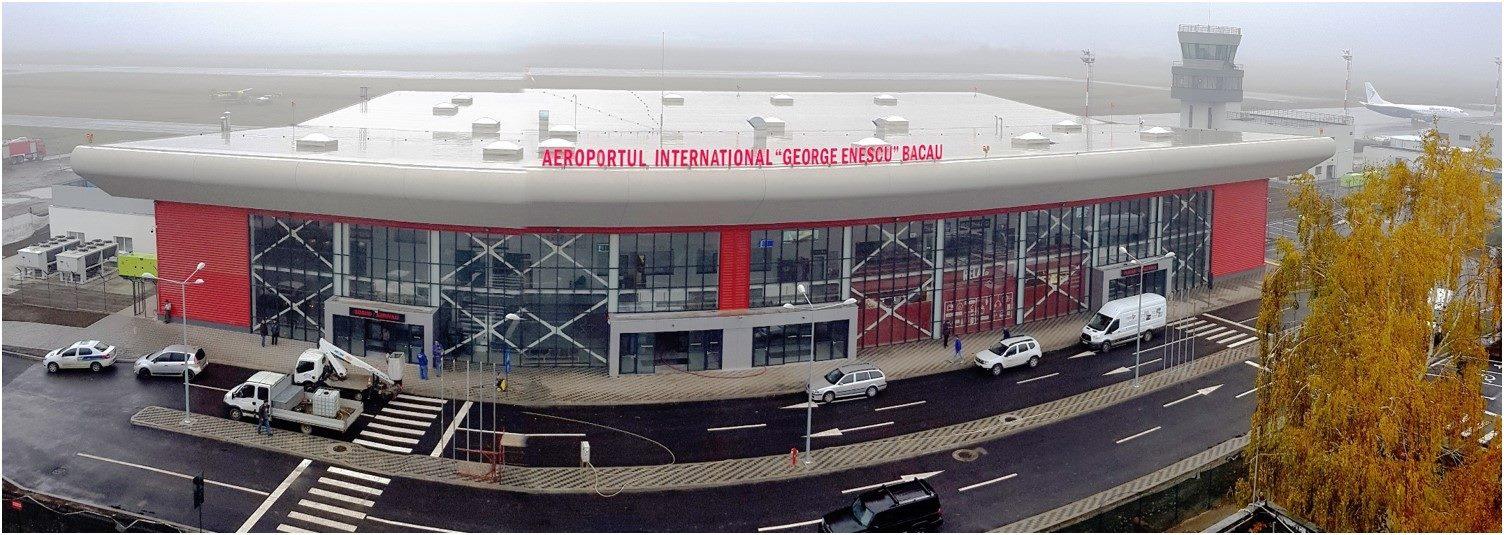 Resultado de imagen para Aeroportul Bacau